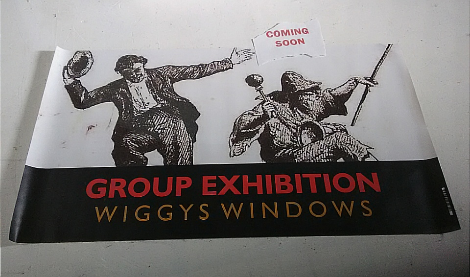 Wiggy's Windows: Group Exhibition